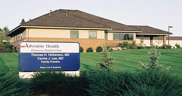 Locations | Adventist Health