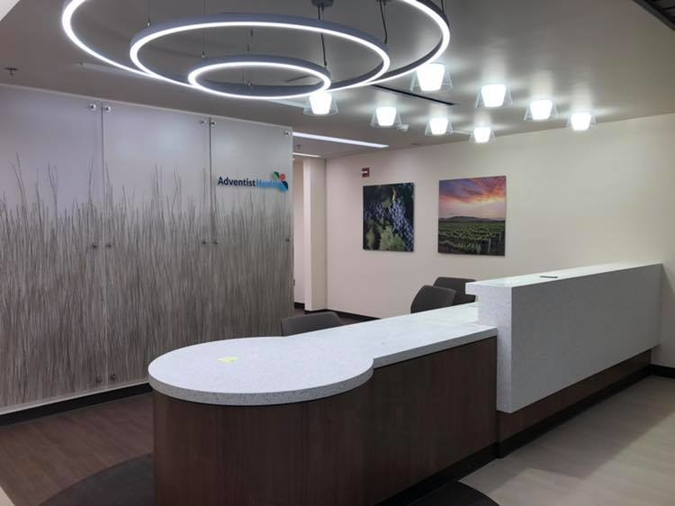 New waiting area for Adventist Health Selma Emergency Department