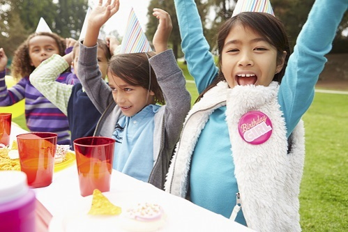 7 Action Packed Ideas For A Fun Birthday Party