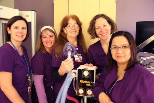 Laugh Your Way Through Labor at Ukiah Valley Medical