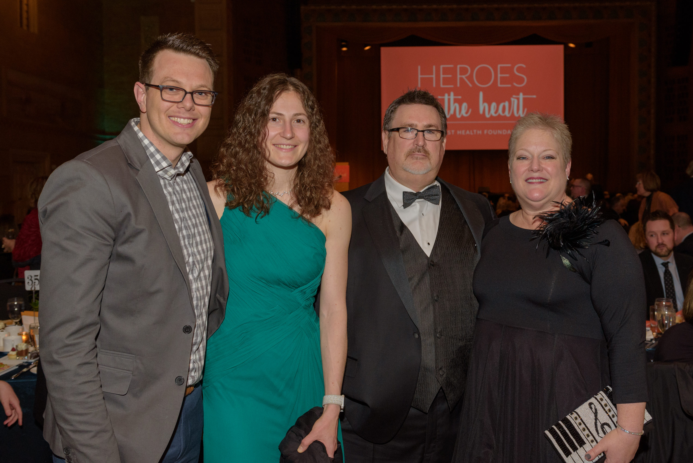 Heroes of the Heart Gala - Portland, Oregon (OR) - Adventist