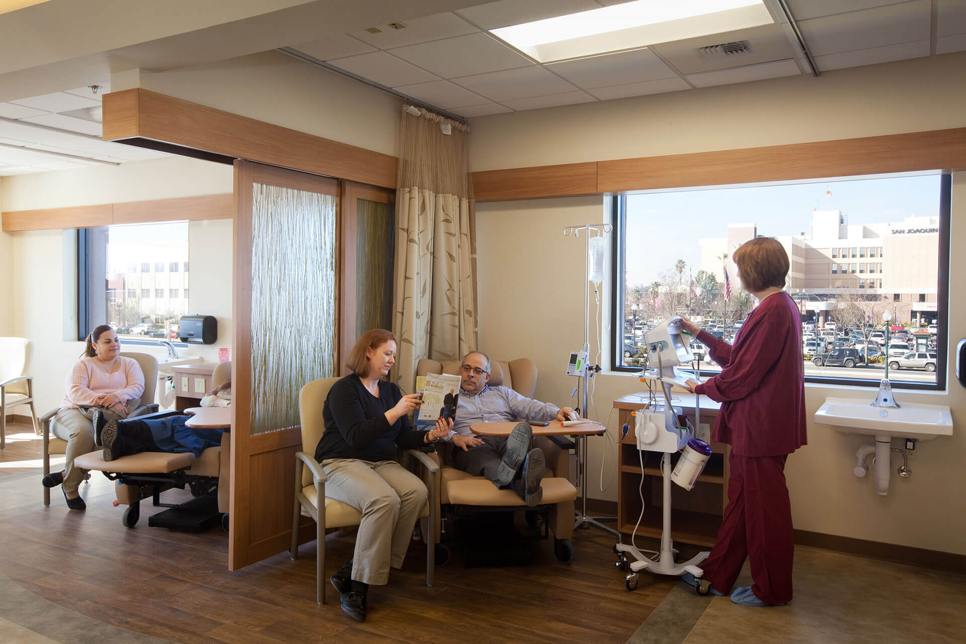 Chemotherapy and Infusion Therapy | The AIS Cancer Center