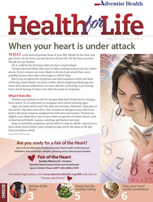 Health for Life publication preview