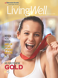 LivingWell Hanford Edition Summer 2016