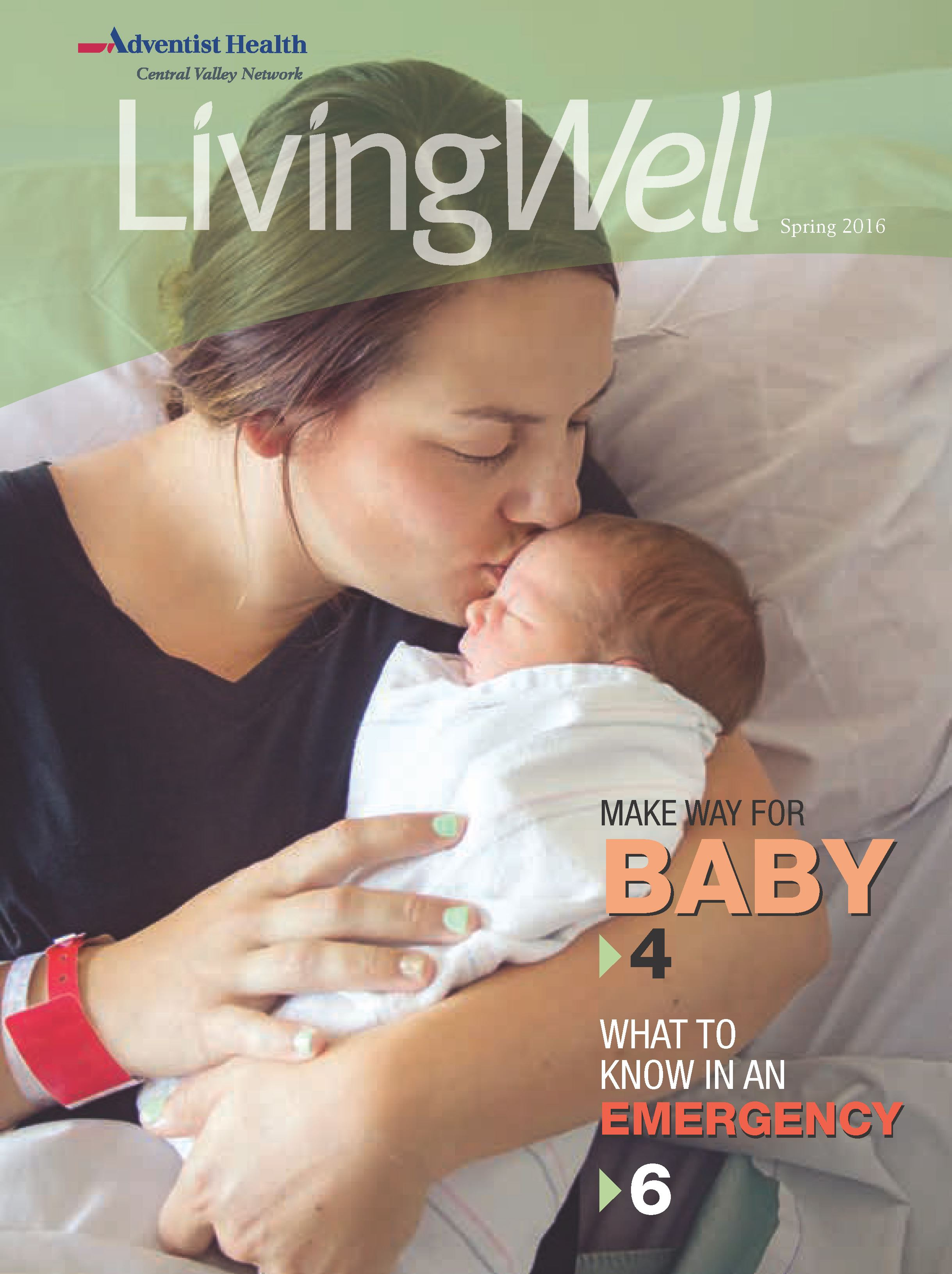 LivingWell Hanford Edition Spring 2016