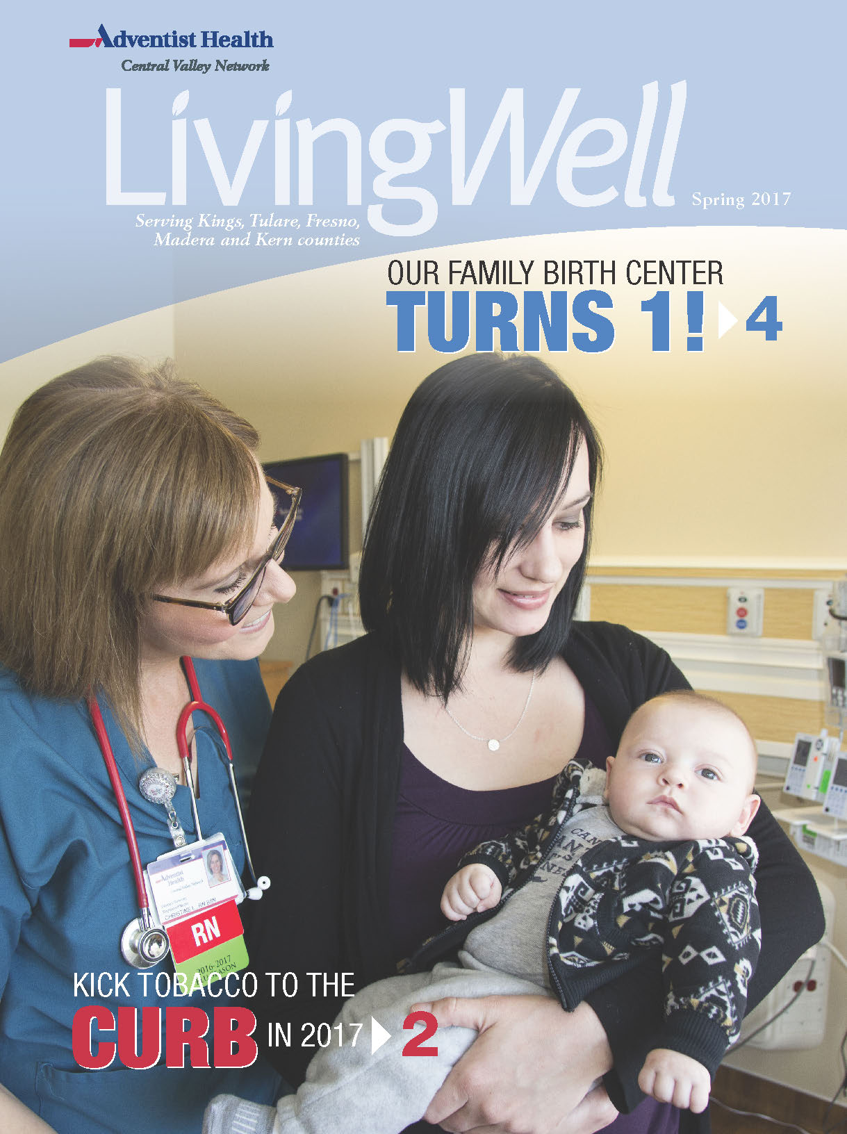 LivingWell Hanford Edition Spring 2017