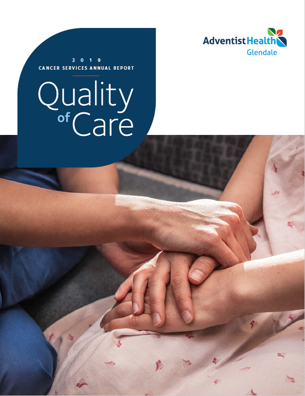 Cancer Services Annual Report 2019