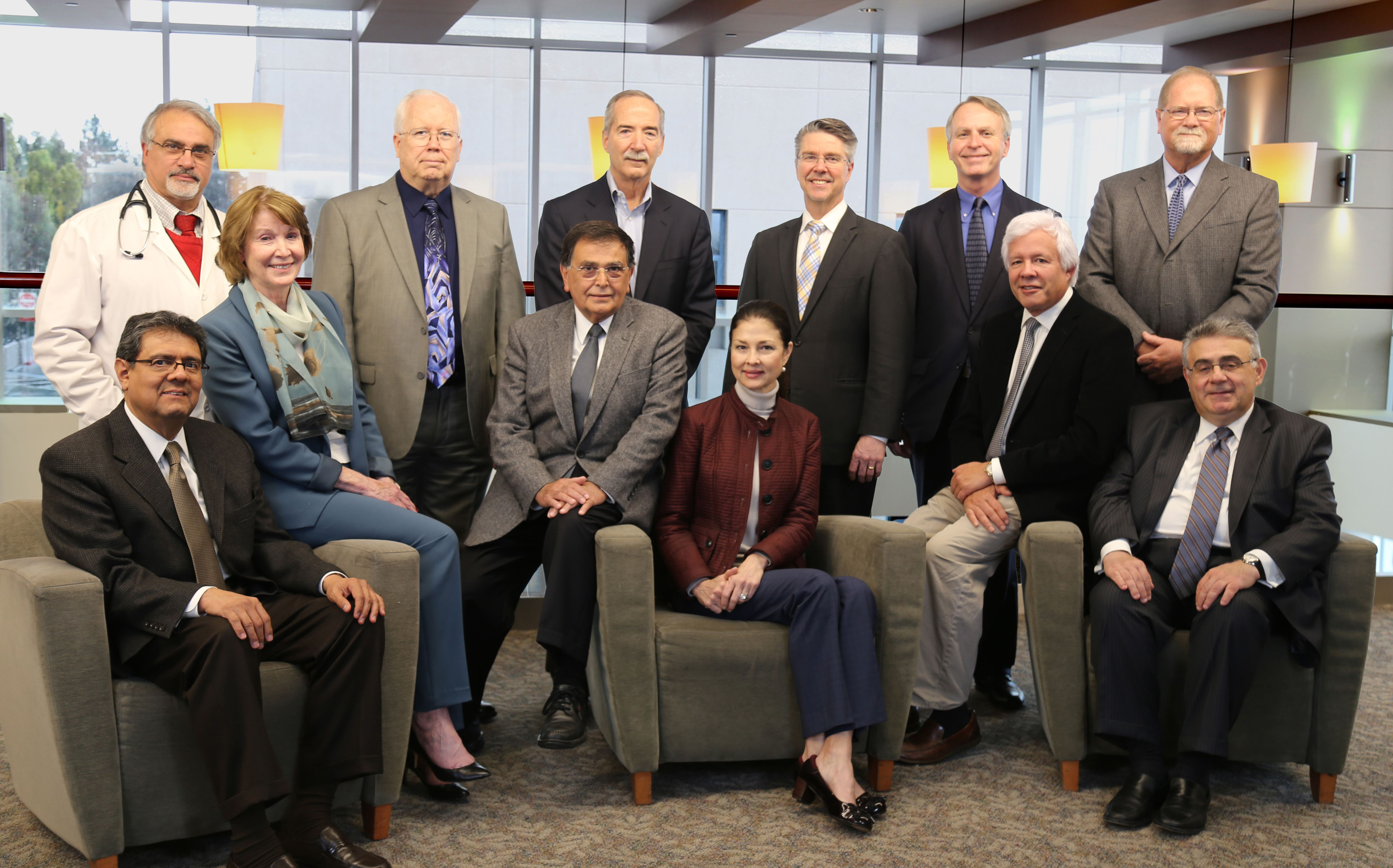 Governing Board - Minus 3 members