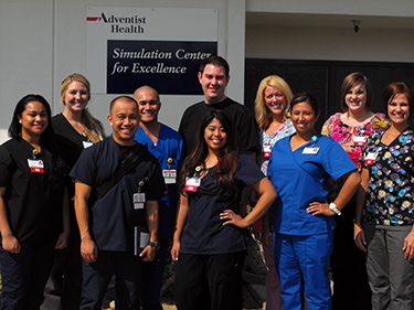 Rn New Graduate Residency Program Adventist Health