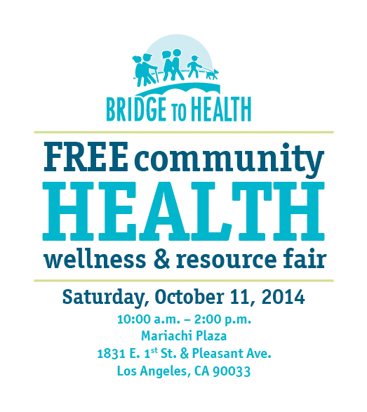 free community health fair white memorial