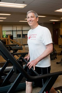 David - Cardiac Rehabilitation patient
