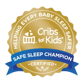 Cribs for Kids seal