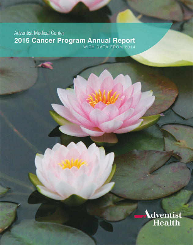 cancer report cover