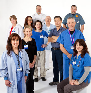 Adventist Health Employee Group Shot