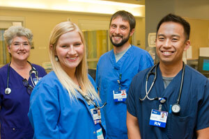 Nursing Careers at Adventist Medical Center