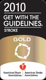 Stroke Care Gold Award