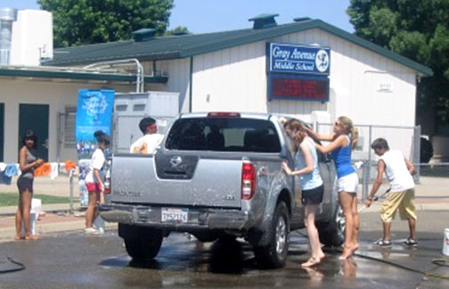 TLC Car wash