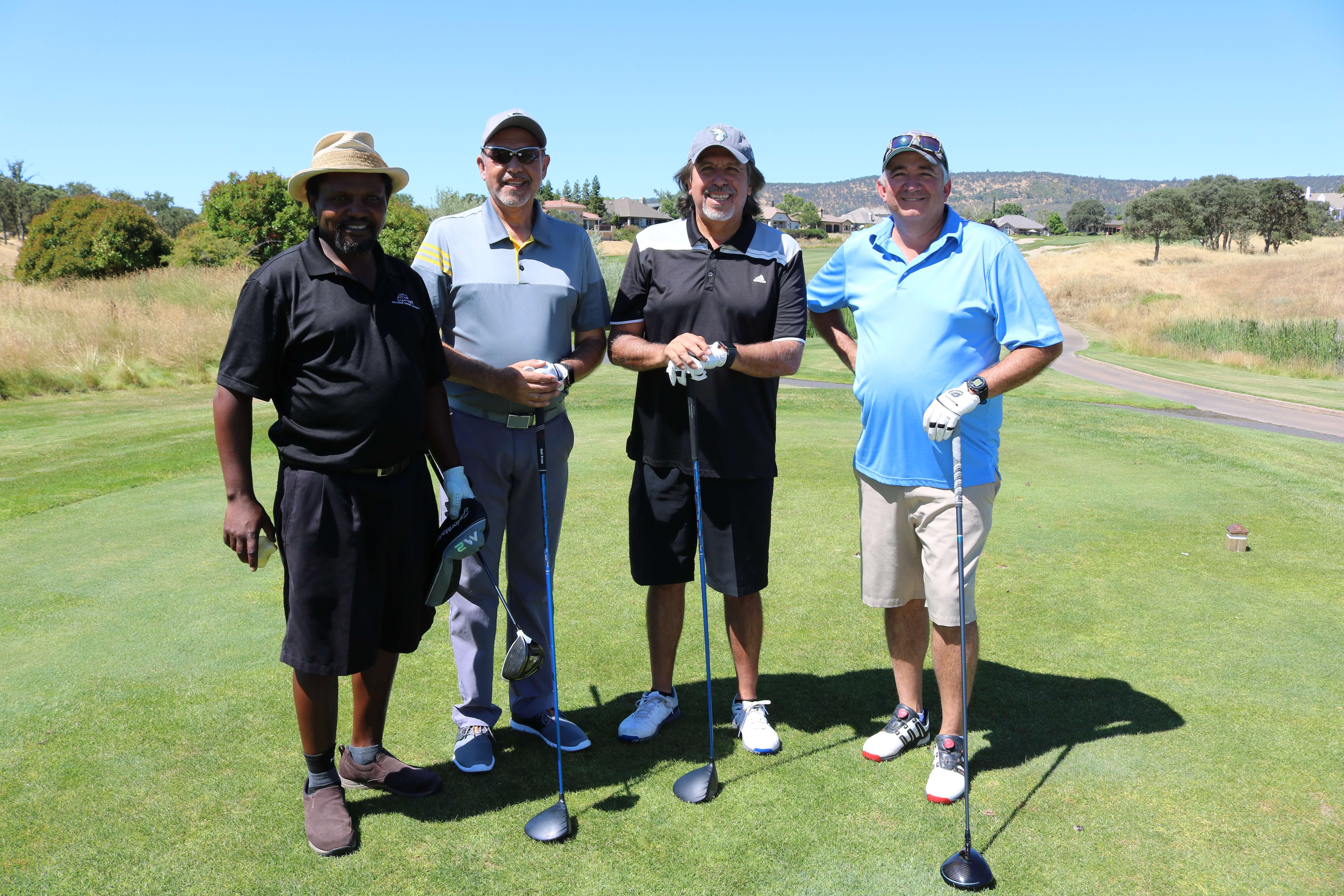 22nd Annual Golf Classic participants
