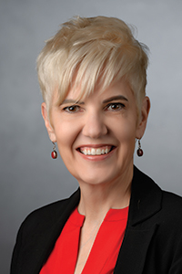 Danielle Ruhter, clinical audiologist