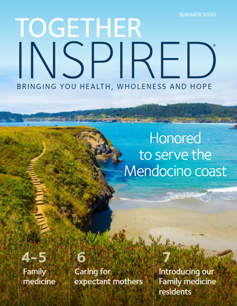 Mendocino County Together Inspired Summer 2020