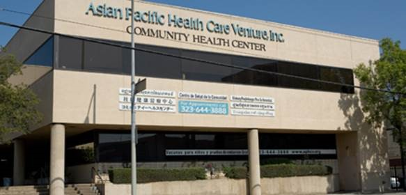 Obstetrics and Gynecology at Asian Pacific Health Care Venture, Inc. (APHCV)