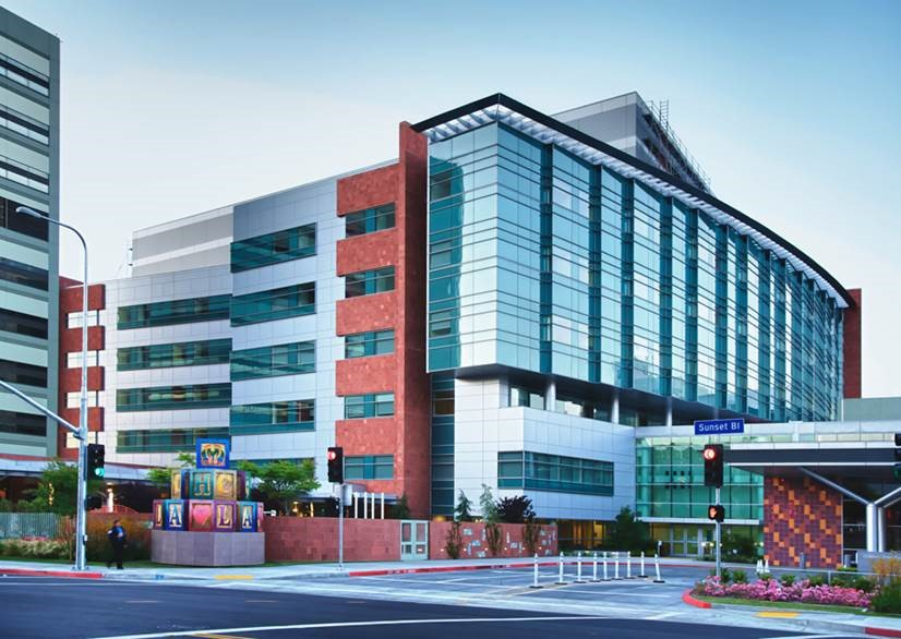 Pediatric Emergency Medicine at Children's Hospital Los Angeles (CHLA)